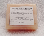 Handmade Natural Shea Butter Oil Moisturising Anti-Wrinkle Vegeration Soap