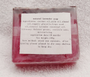 Handmade Natural Organic Lavender Moisturising Soap. Face or Body Soap
