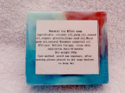 Handmade Natural Ice & Fire Soap. Face or All Over Body Soap. FEEL THE DIFFERENCE