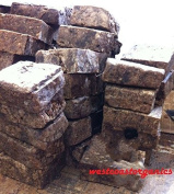 0.9kg Pure Raw African Black Soap