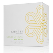 EMMAUS Touch of Love Mini Towels - Rejuvenating Skincare Treatment
