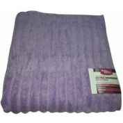 Better Homes and Gardens Extra-Absorbent Textured Towel Collection, Hand Towel, Romantic Purple