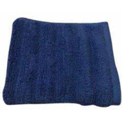 Better Homes and Gardens Extra-Absorbent Textured Towel Collection, Wash Towel, Federal Blue