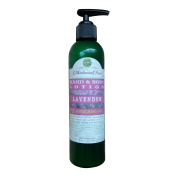 Akinlawon Rose Lavender Lotion