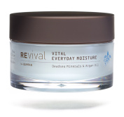 Revivals best face moisturiser for women, the vital every day moisture.