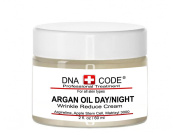 DNA CODE®- Organic Argan Oil Day/Night Wrinke Reduce Cream, w/ Argireline, M3000, Apple Stem Cell, Hyaluronic Acid