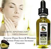 30ml Reduce Dark Spots, Wrinkles - Boosts Collagen AVOCADO Oil Facial Moisturiser
