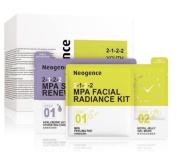 Neogence Mpa Facial Radiance Kit set