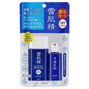 KOSE SEKKISEI Sun protect Essence Milk Kit