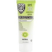 Headhunter Sunscreen Natural SPF 30 Clear - 90ml