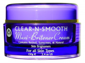 Crema Para Blanquear La Piel - Para Cara, Cuello, Axilas y Piernas - Tratamiento, 3.4 Onzas