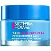 Biotherm Homme T-Pur Blue Face Clay Mask 50ml