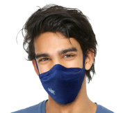 MyAir Comfort Mask, Starter Kit in Denim Blues - Made in USA.