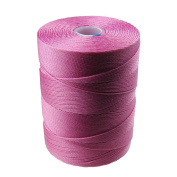 C-Lon Micro Bead Cord, Light Orchid - 0.12mm, 320 Yard Spool