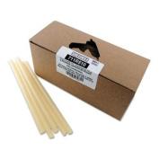 Surebonder 711R510 Packaging Glue Sticks, 25cm . - Amber