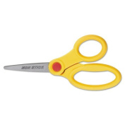 Acme United Corporation 15985 Non-Stick Kids Scissors, Blunt - Assorted Colours