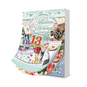 Hunkydory Crafts Little Book of Milestone Birthdays - 144 A6 pages