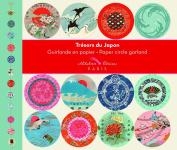 Alibabette Tresors du Japon Paper Circle Garland