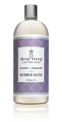 Deep Steep Litre Bubble Bath, Lavender Chamomile, 33.8 Fluid Ounce