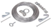 Hillman Fasteners 41825 60ml 7 Cavity Picture Hanger Kit