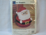 Mr. Santa Soft Sculpture Christmas Door Stoppers Craft Kit