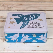 Essential Boy Stuff Tin by The Bright Side