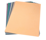 Clairefontaine Pastelmat Trial Pack - Dark Colours - 7 sheets 25x35cm