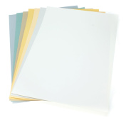 Clairefontaine Pastelmat Trial Pack - Light Colours - 7 sheets 25x35cm