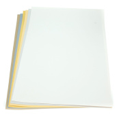 Clairefontaine Pastelmat Board Trial Pack - Light Colours - 6 sheets 25x35cm