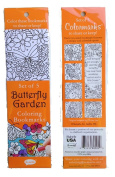 Re-marks Butterfly Gardens - 5 Colouring Bookmarks