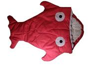 Infant Baby Toddler Sleeping Bag Shark Whale Swaddle Swaddling Blanket Nursery Bedding Stroller Car Seat Jogger Wrap Sleep Sack