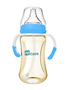 Easycare 240ml PPSU Wide Calibre Bottles Automatically