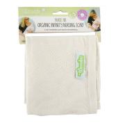 Woombie NURSE AIR Infinity Nursing Scarves, Cream