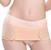hook and loop Postpartum Recovery Shrink Hip Compression Belt Pelvis Band