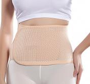 hook and loop Maternity Belt- Fat Cellulite Burner Slimming Exercise Waist Sweat Belt Body Wrap Slimming Re-Shaping Abdominal Support Belt Girdle Binder