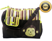 Premium Baby Nappy Bags For Boys Girls Twins. Ideal Baby Gifts