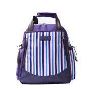 UpdateClassic Fashon Nappy Backpack Stripe Waterproof Travel Bag