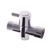 Aqua Nexis T-valve for Cloth Nappy Sprayer