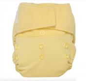 GroVia Cloth Nappy Shell - Hook & Loop - Chiffon