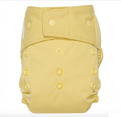 GroVia Cloth Nappy Shell - Snap - Chiffon