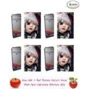 4 Packs of Premium Permanent Hair Colour Cream Dye Punk Goth 0/11 Silver Ash Grey Grey