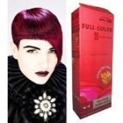 Premium Permanent Hair Colour Cream Dye Dark Blonde Red Reflect Punk Goth 6/5