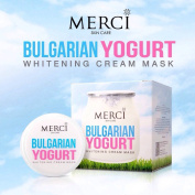 Merci Bulgarian Yoghurt Whitening Cream Mask 30g.