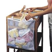 HULISEN Multi Baby Nappy Nappy Crib Hanging Bag Nursery Organisers Closet
