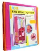 Delta Sos 4-shelf Kids' Closet Organiser - Pop Diva New