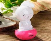 3 Pcs Newest Design Night Lamp Rabit Cute Portable Touch Sensor USB LED Lights For Baby Bedroom Sleep Lighting Art Decor