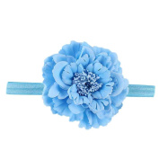 FEITONG Baby Girl's Headwear Crystal Children's Hair Band Crystal Hairband