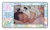 TWINKLE Twinkle BABY FRAME - Starfish - 11cm x 20cm PHOTO Picture CHRISTENING GIFT