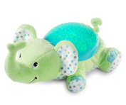 Summer Infant Slumber Buddies - Elephant - 5 Meditative Songs - Nature Sounds - Calming Star Projection on Baby Ceiling - 3 Level Volume Control