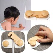 Plastic Baby Kids Child Protection Security Drawers Box Cupboard Cabinet Wardrobe Door Fridge Safe Safety Lock